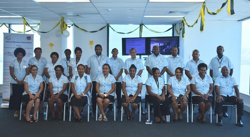 PNG's Internal Revenue Commission (IRC) hosted a Meet and Greet session